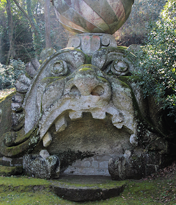Bomarzo gaping monster 350px